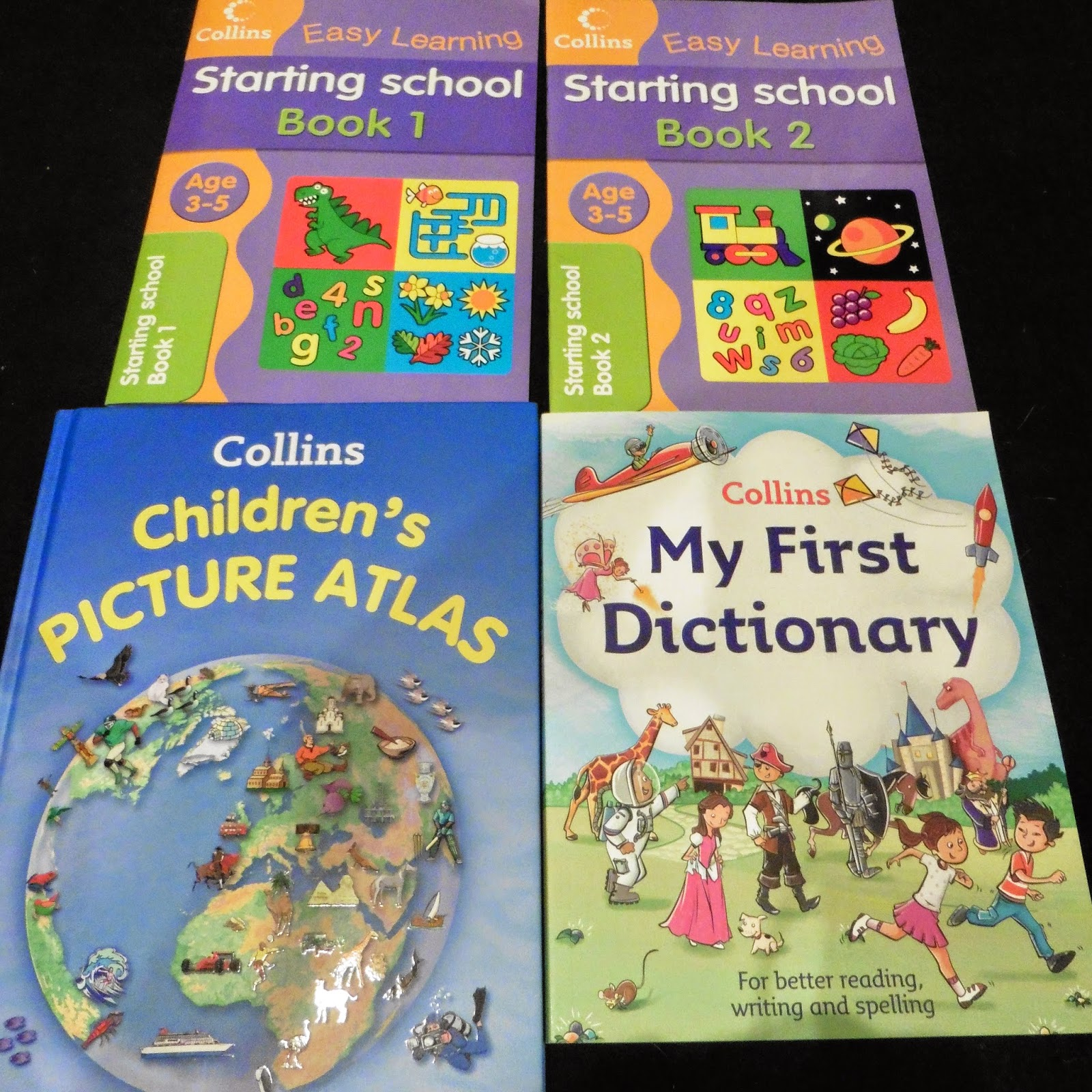 Collins school books