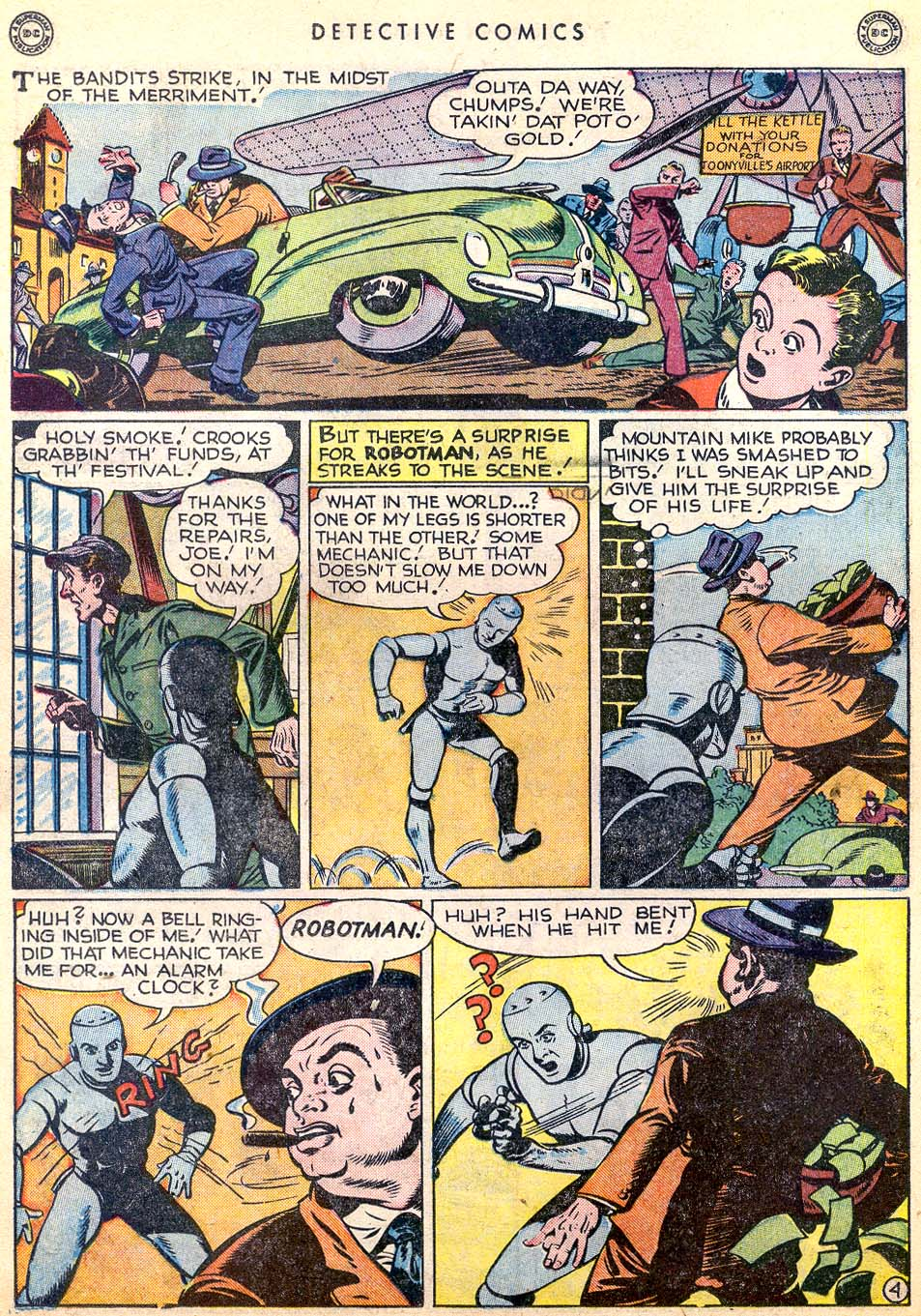 Read online Detective Comics (1937) comic -  Issue #145 - 20