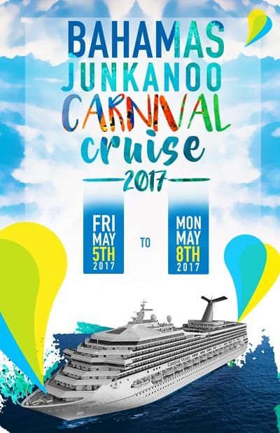 The Annual Bahamas Junkanoo Carnival Cruise