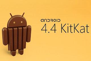 Cara mengupgrade android lollipop ke kitkat