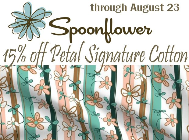 Spoonflower Sale > > >