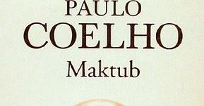 PAULO MAKTUB PDF GRATUITEMENT TÉLÉCHARGER COELHO