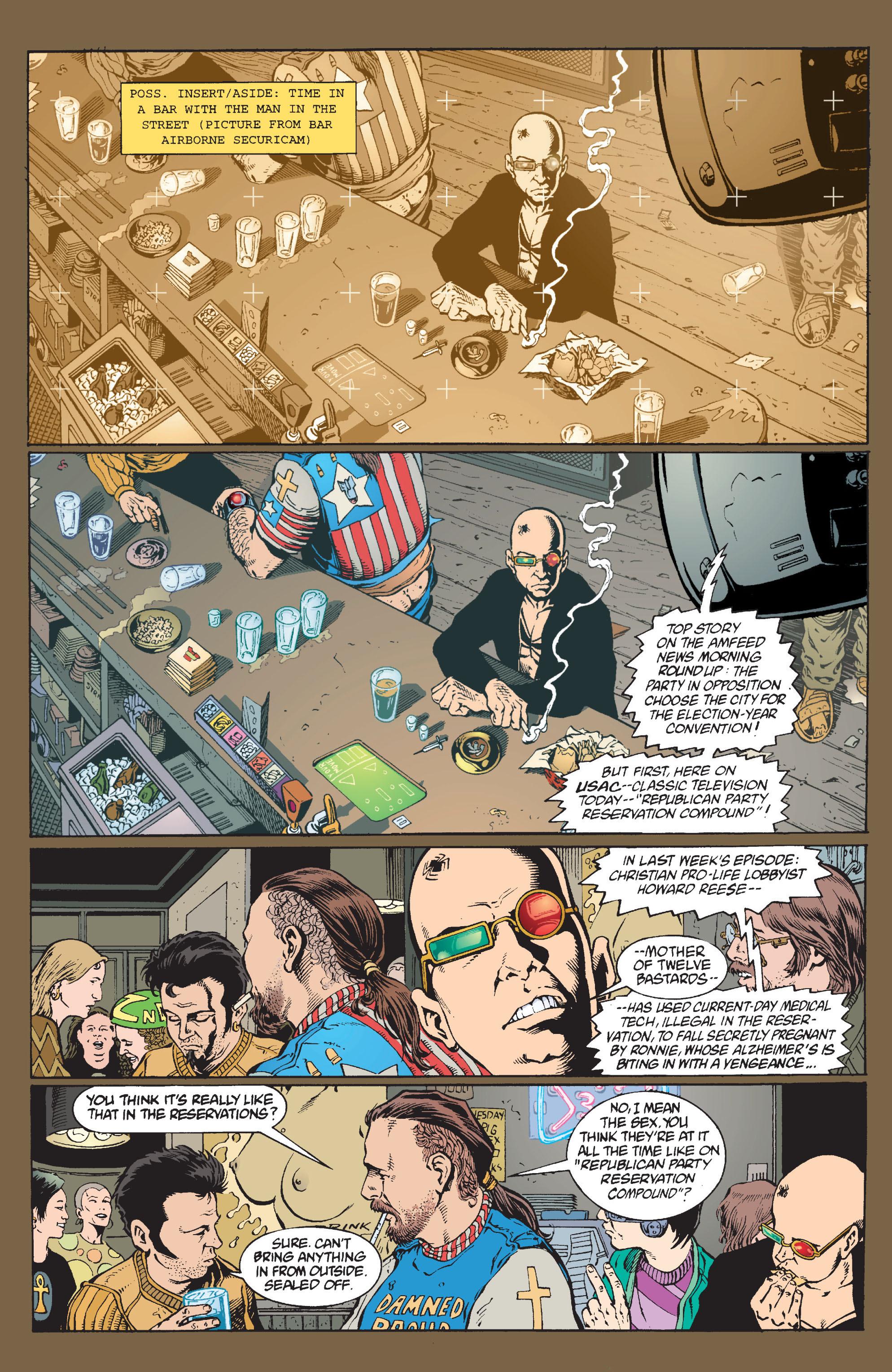 Read online Transmetropolitan comic -  Issue #9 - 6