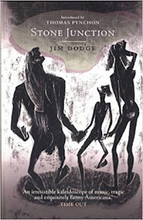 Book cover for Jim Dodge's Stone Junction in the South Manchester, Chorlton, and Didsbury book group