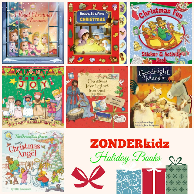 holiday books, gifts for kids, christmas books