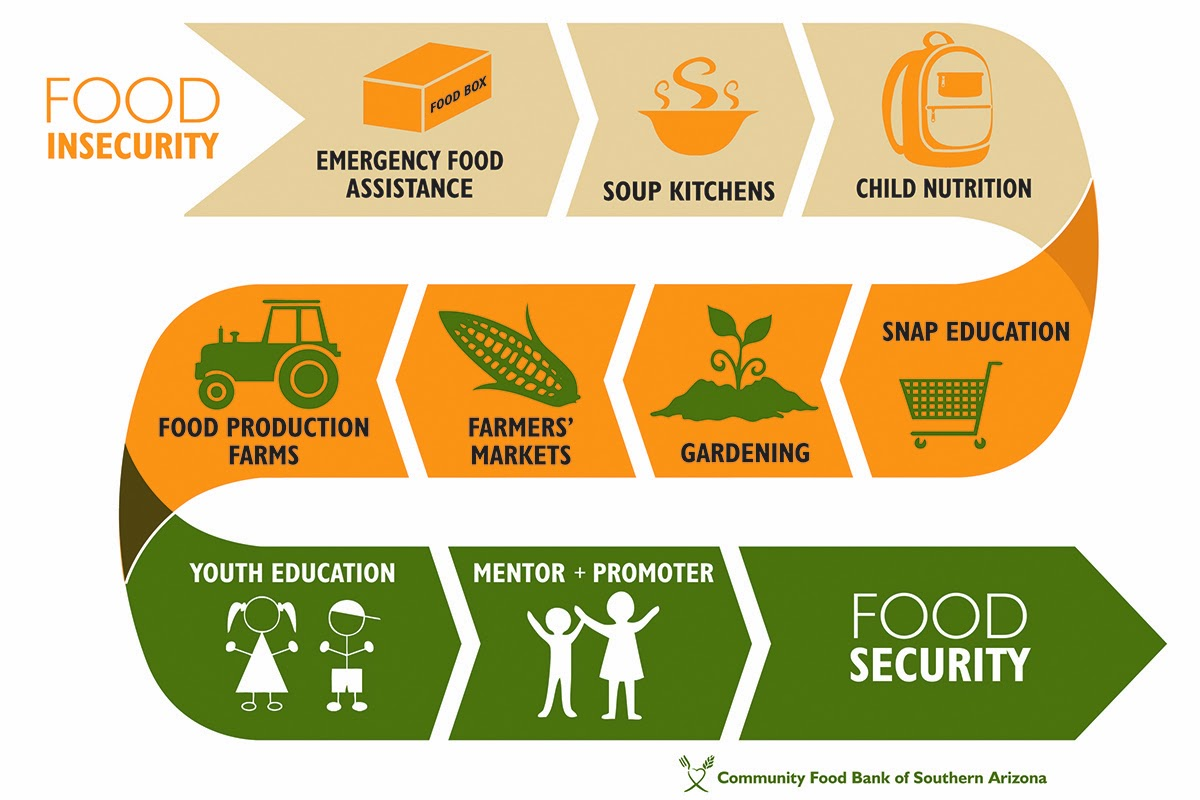 relationship between poverty and food insecurity