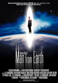 The Man From Earth movie poster