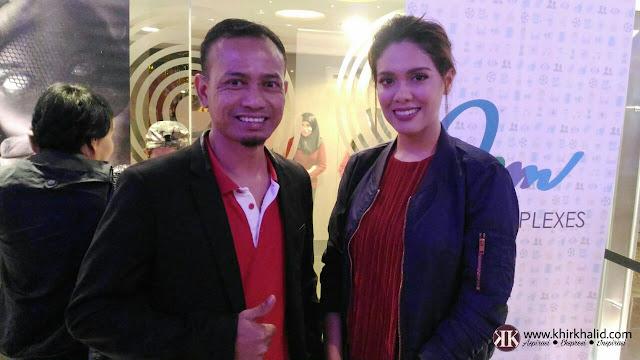 Julia Farhana Marin, Dorm Melati, Khir Khalid,