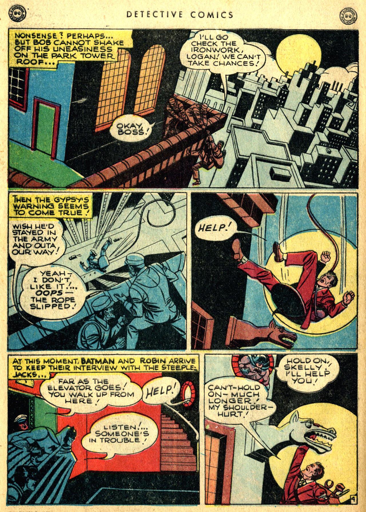 Read online Detective Comics (1937) comic -  Issue #117 - 6