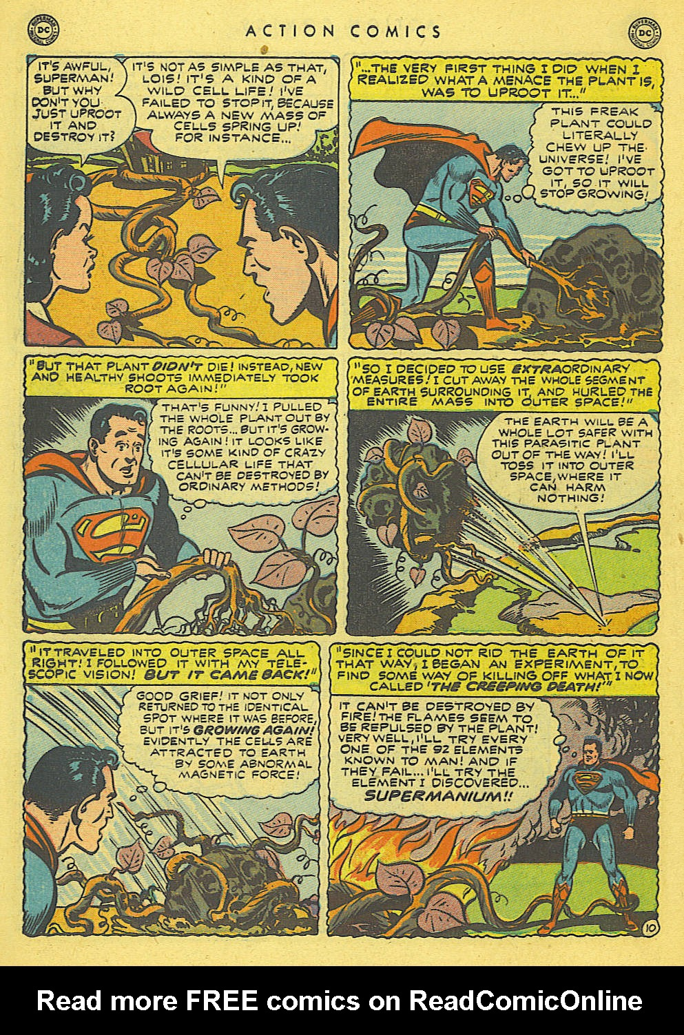 Read online Action Comics (1938) comic -  Issue #140 - 12