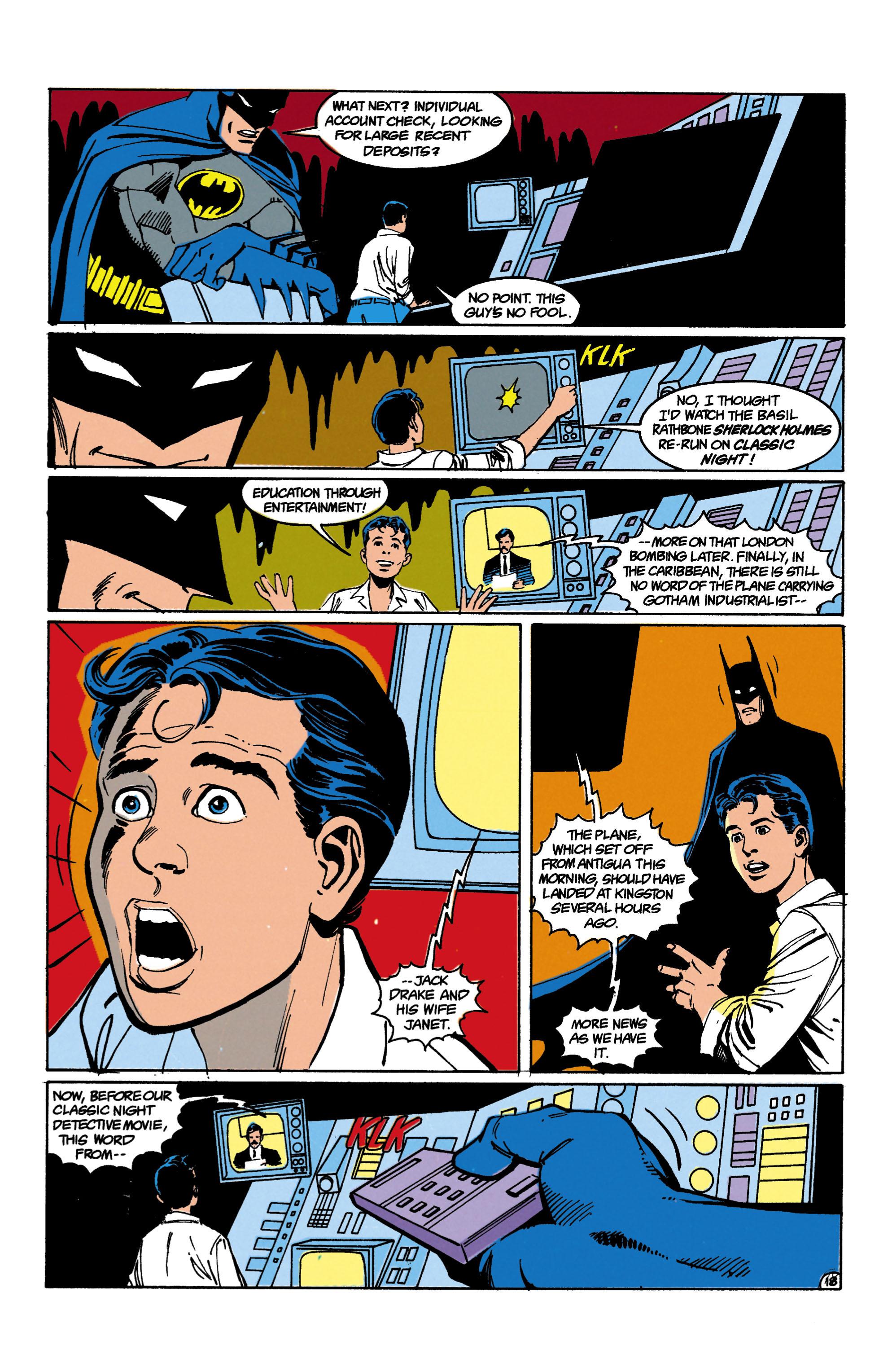 Detective Comics (1937) 618 Page 18