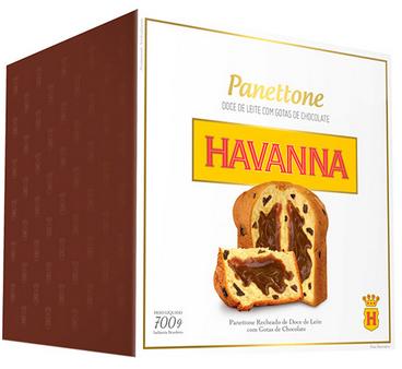Comprar panetone Havanna online