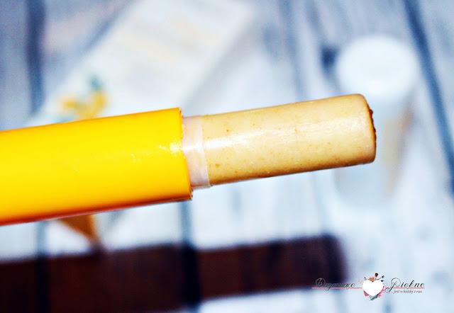 Sylveco, Odżywcza pomadka z peelingiem.