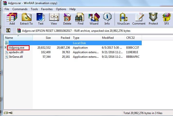 Epson Resetter Adjustment Program: How To Crack Epson L380