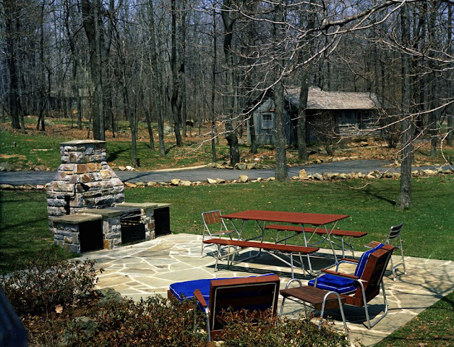 About Camp David Maple Cabin