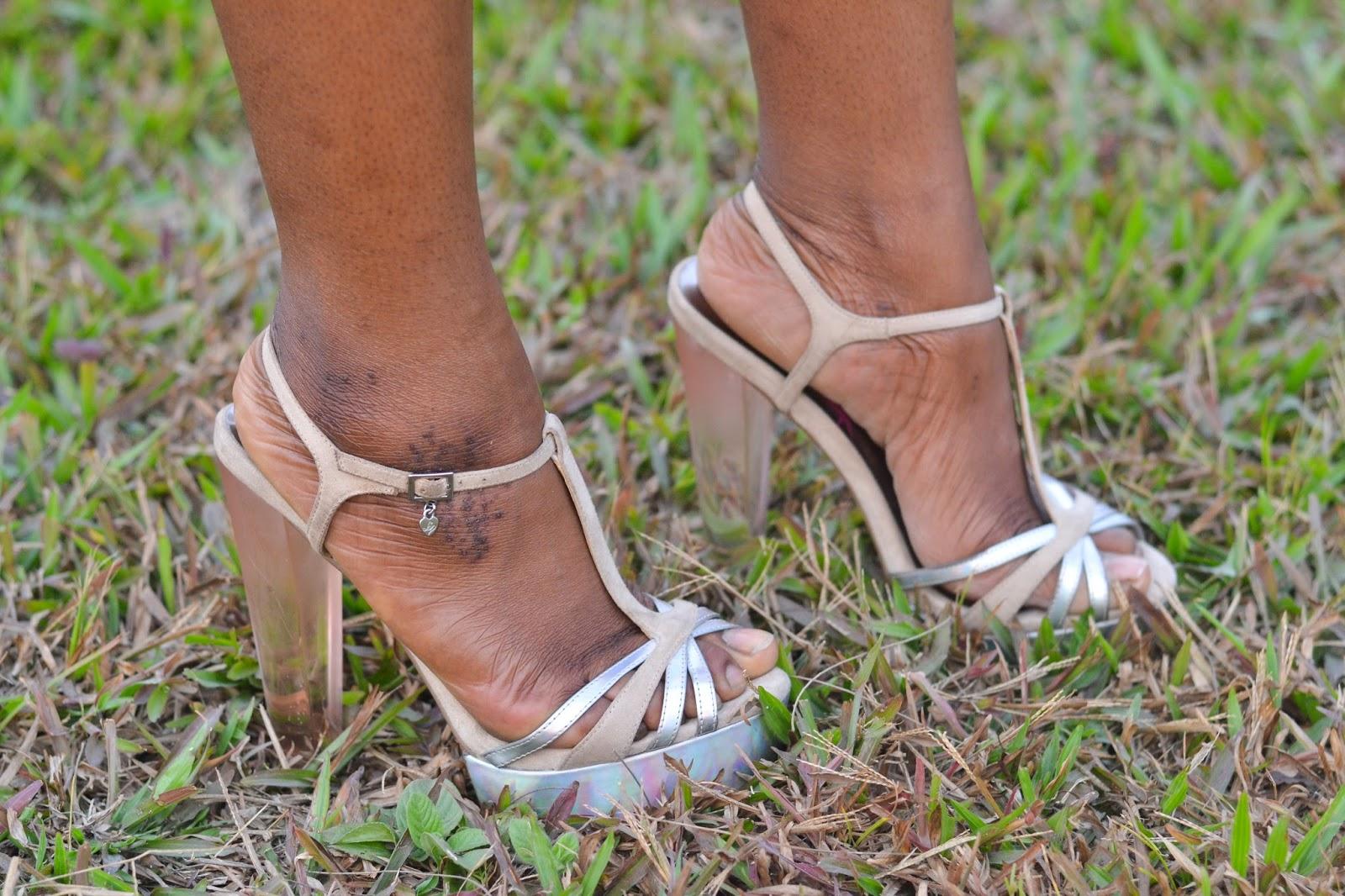 Lipsy Strappy Sandals