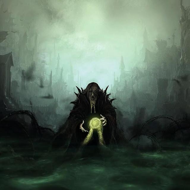 Dark Wizard Wallpaper Engine