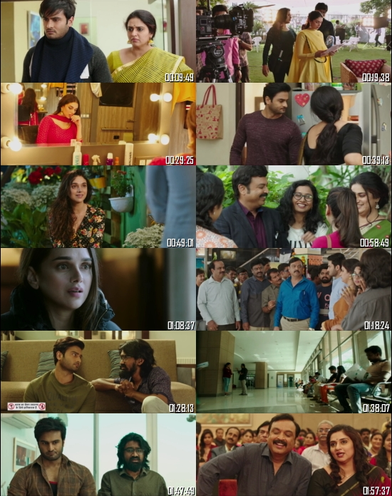 Sammohanam 2018 Hindi Dubbed 720p 480p Full Movie Download