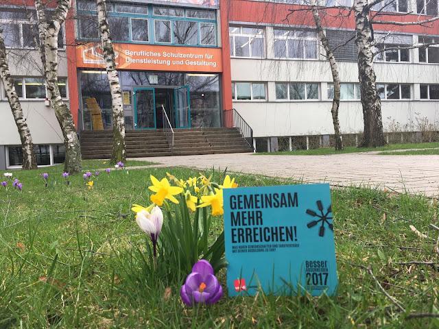 Frühlingsanfang = Start in eine bessere Ausbildung?