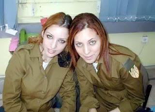 Rupa Paras Wanita Yahudi