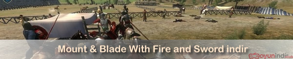 Mount & Blade With Fire and Sword İndir