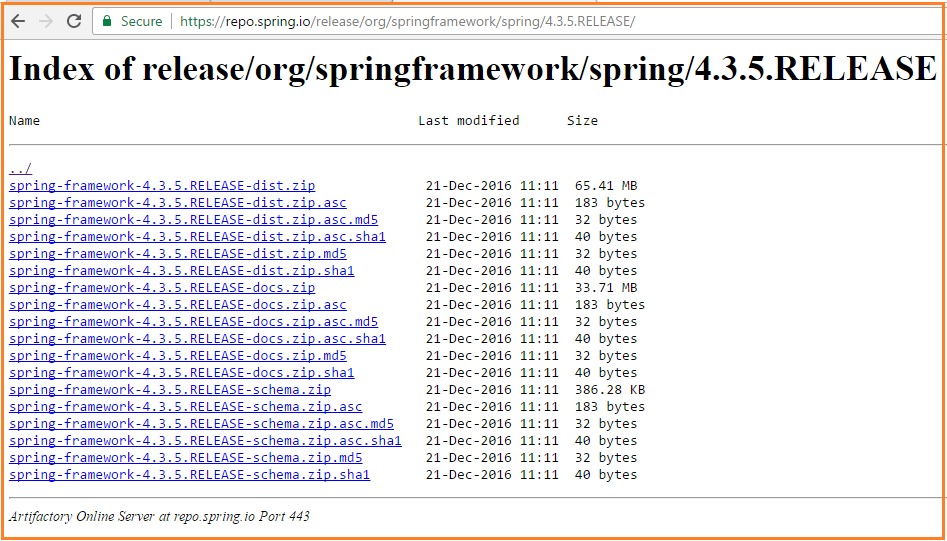 How To Download, How To Install Spring Framework