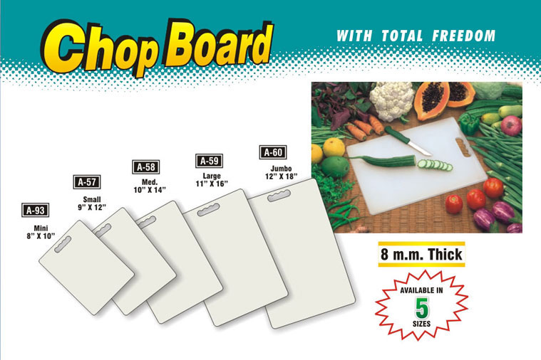 Chop Board Latest Kitchen Liances Stainless Steel