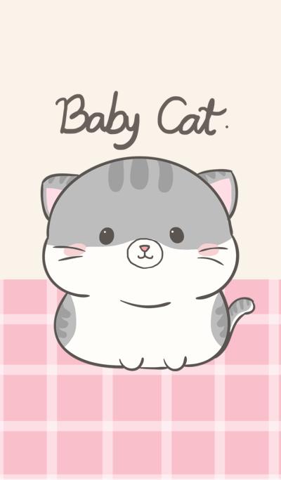 Baby baby cat