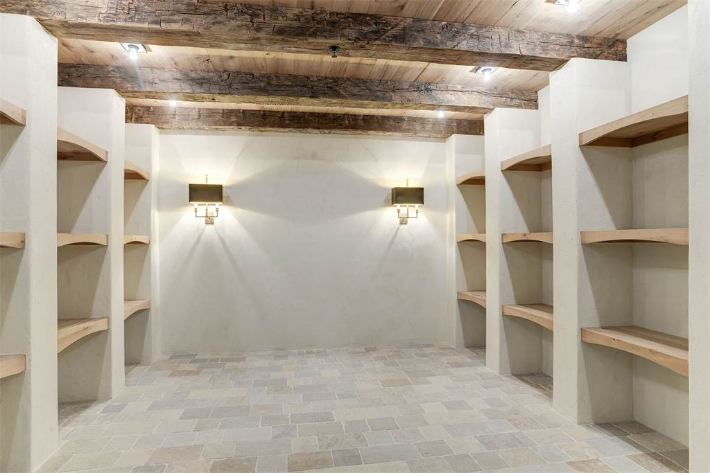 Wine cellar Washington DC luxury mansion Kalorama regency style limestone