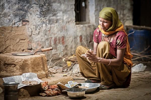 Palwal, Haryana by Lukasz Piech
