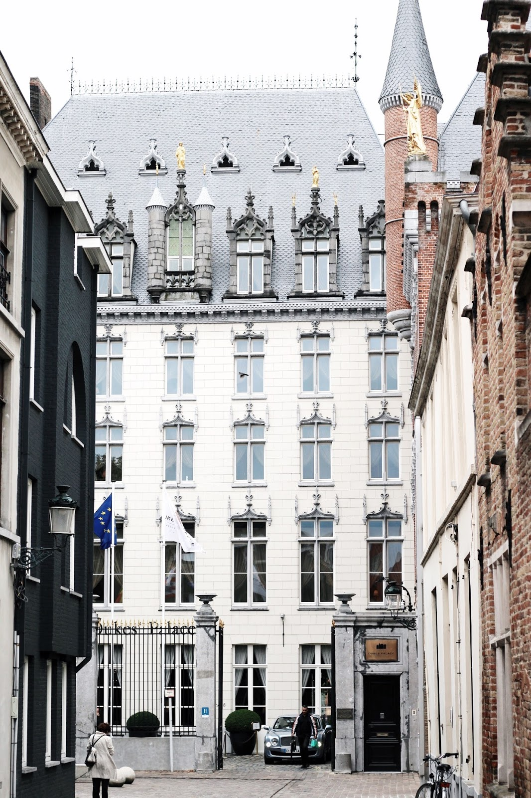Hotel Dukes' Palace Princess Castle Europe