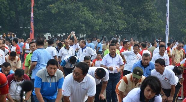 Bakamla RI Turut Wujudkan Soliditas TNI-Polri