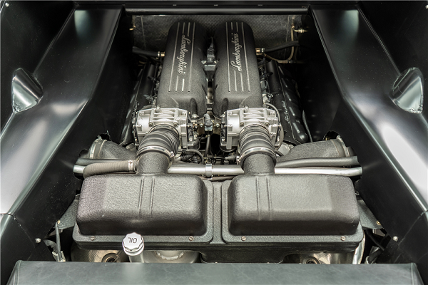 Ford Mustang Lamborghini Gallardo Tractorri