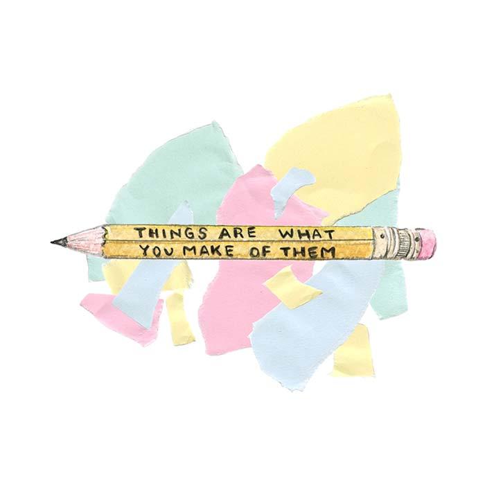 Pencil de Cee Neira