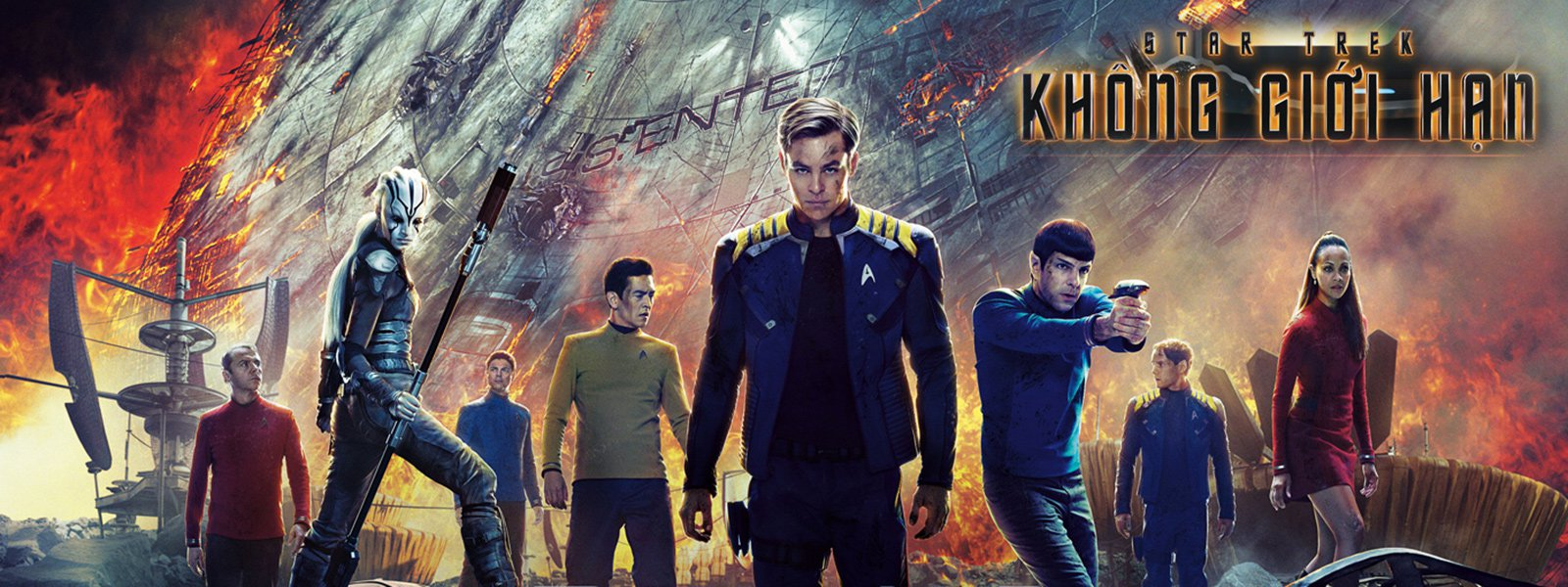 Xem Phim Star Trek: Không Giới Hạn