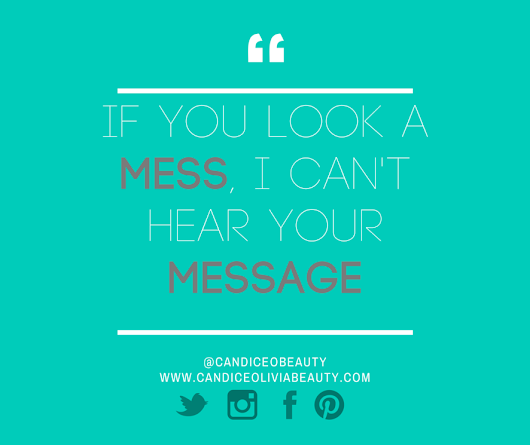 Why I Can't Hear Your Message When You're Messy