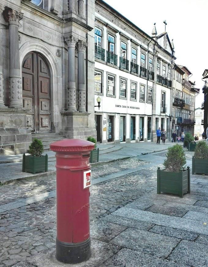 Igreja e Edificio da Misericórdia de Guimarães