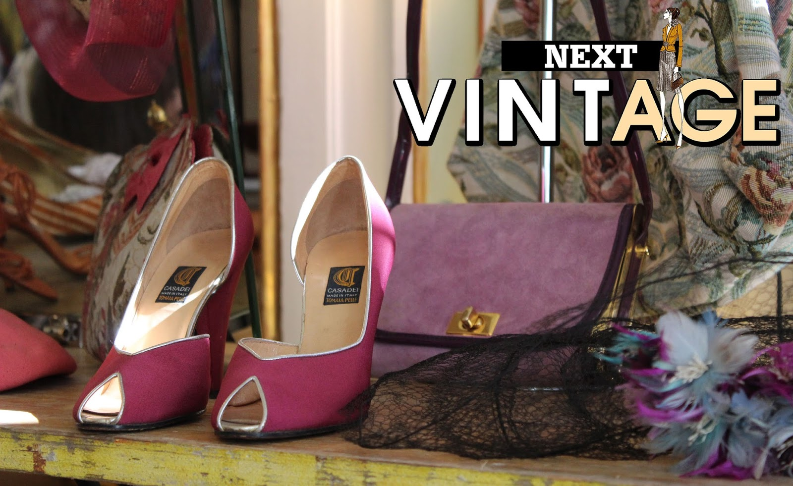 Eniwhere Fashion - Next Vintage - Belgioioso