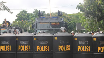400 Polisi Dikerahkan untuk Gagalkan Demo KNPB