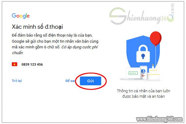Đăng ký Gmail - Hướng dẫn cách tạo tài khoản Gmail mới