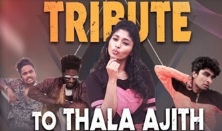 Thala Ajith Birthday Tribute Dance Video | Sandy's Dance Studio