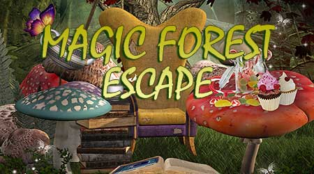 365Escape Magic Forest Es…