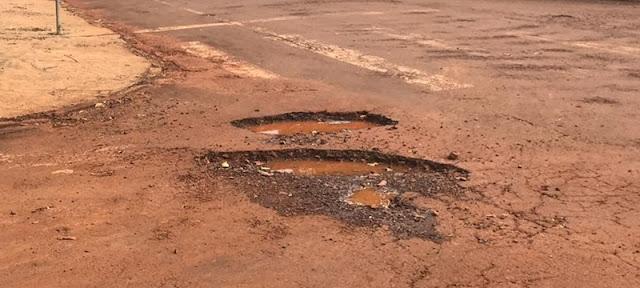 Nova Cantu: Prefeitura não consegue realizar manutenção das ruas