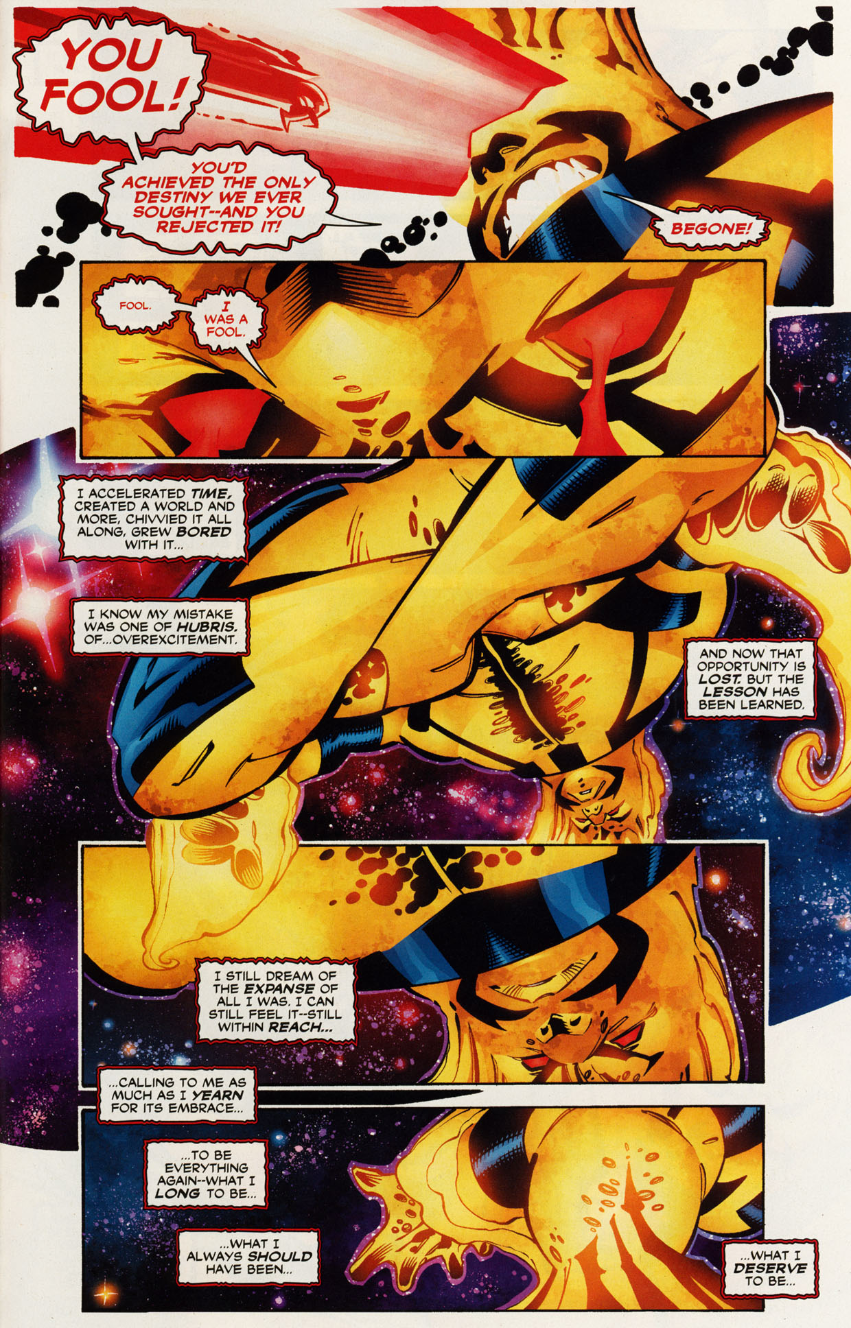 Read online Trinity (2008) comic -  Issue #40 - 26