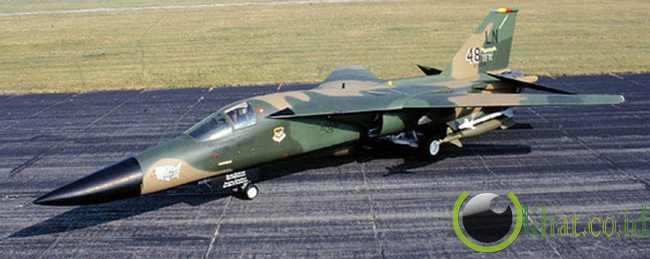 F-111 Aardvark – Mach 2.5