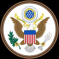 Logo Gambar Lambang Simbol Negara Amerika Serikat PNG JPG ukuran 200 px