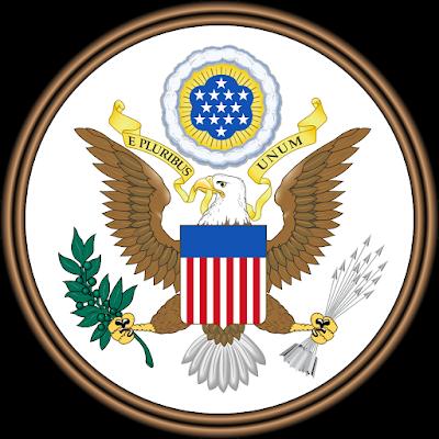 Coat of arms - Flags - Emblem - Logo Gambar Lambang, Simbol, Bendera Negara Amerika Serikat