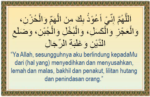 Doa Hati Tenang
