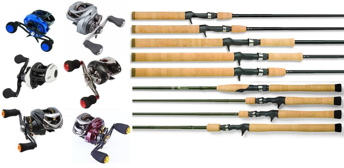 5e5530f13 Parâmetros para escolha do seu primeiro conjunto (vara e carretilha) para  pescar de caiaque com iscas artificiais