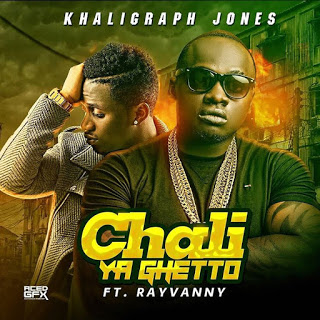 Khaligraph Jones & Rayvanny - Chali Ya Ghetto Video